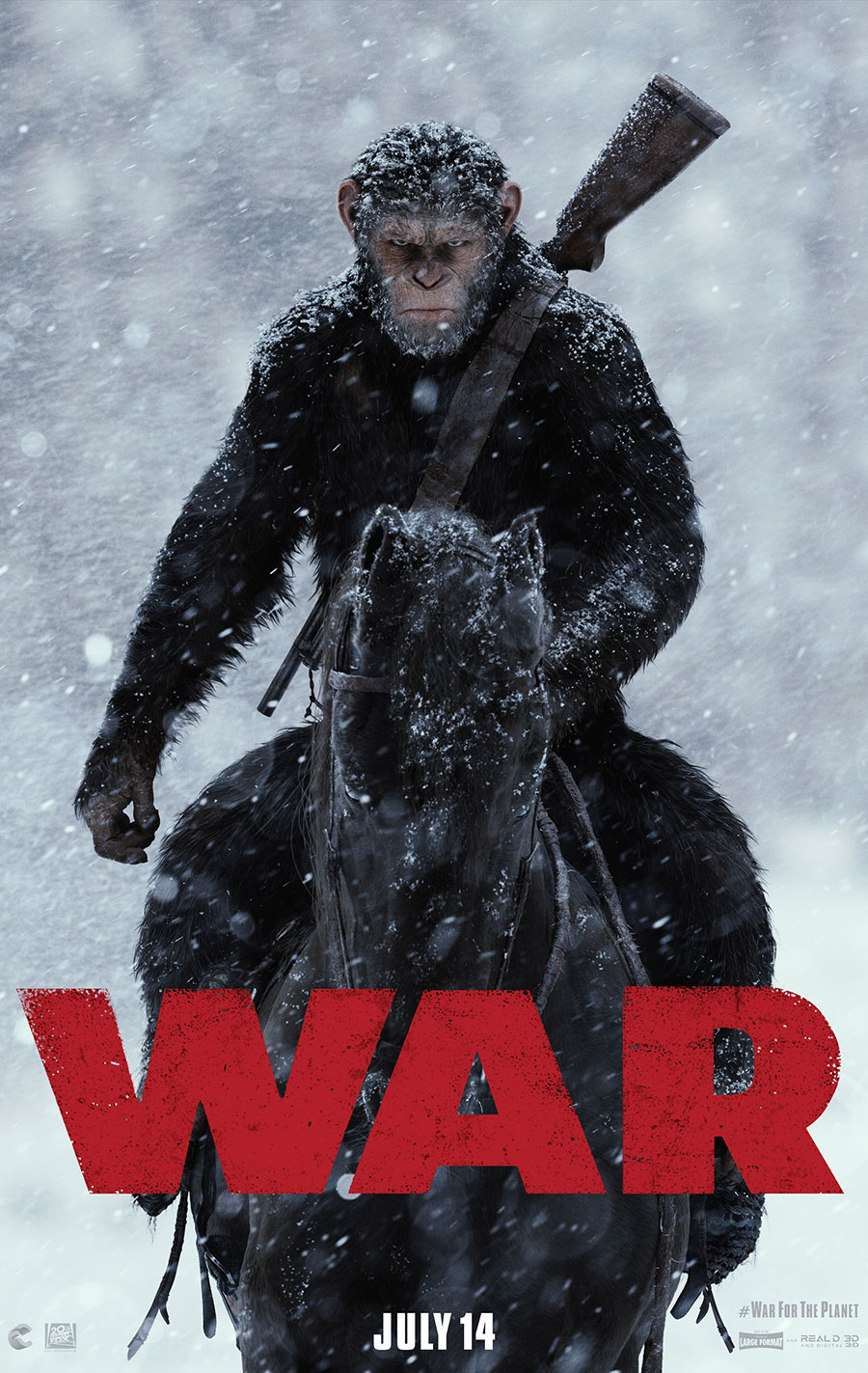 "Νέο Trailer Απο Το ""War for the Planet of the Apes"""