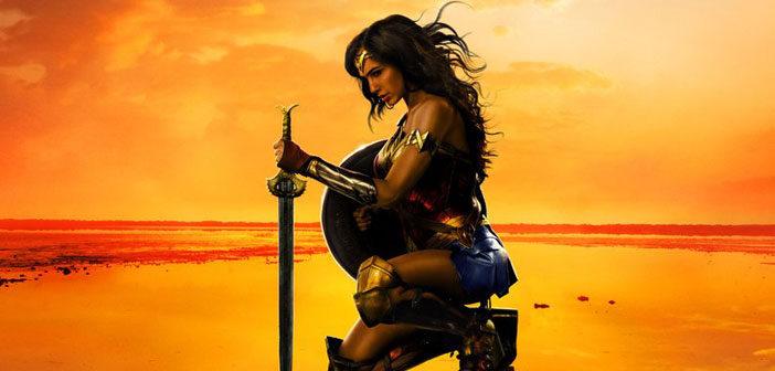 """Τρίτο Trailer Απο Το """"Wonder Woman"""""""