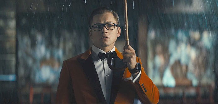 "Πρώτο Trailer Απο Το ""Kingsman: The Golden Circle"""