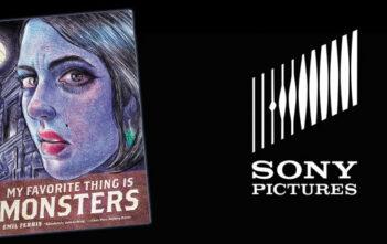 """Η Sony Απέκτησε Το """"My Favorite Thing Is Monsters"""""""