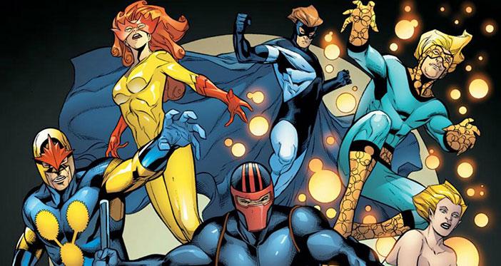 """Το Freeform Παρήγγειλε Το """"New Warriors"""" Της Marvel"""