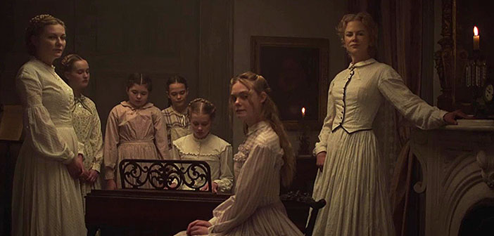 """Trailer Απο Το Remake Του """"The Beguiled"""""""