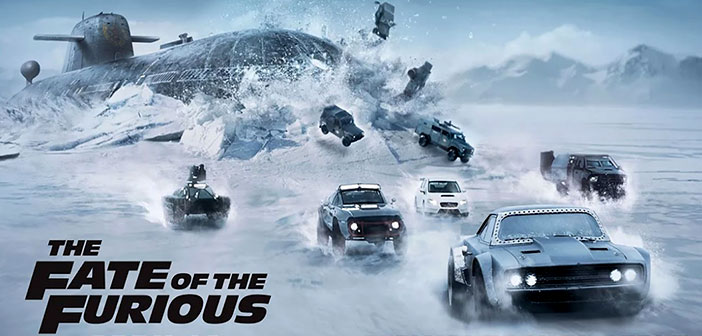 """""""The Fate Of The Furious"""""""