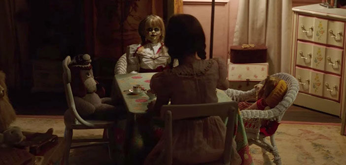 "Πρώτο Trailer Απο Το ""Annabelle: Creation"""