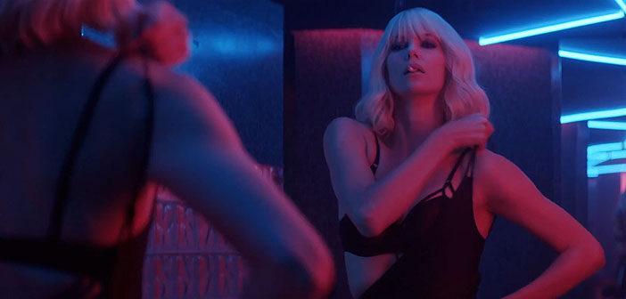 """Νέο Trailer Απο Το """"Atomic Blonde"""""""