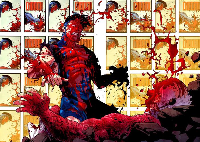 """Το Comic """"Invincible"""" Στο Σινεμά"""