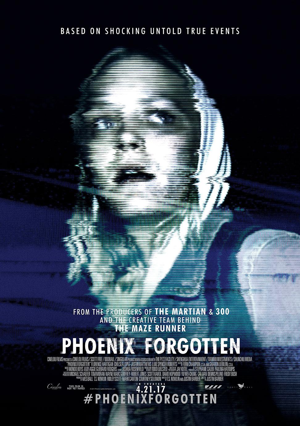 """Πρώτο Trailer Απο Το """"Phoenix Forgotten"""""""