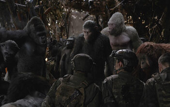 "Το Τελικό Trailer Απο Το ""War for the Planet of the Apes"""