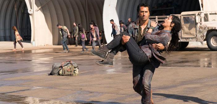 """Νέο Teaser Απο Την 3η Σαιζόν Του """"Fear The Walking Dead"""""""