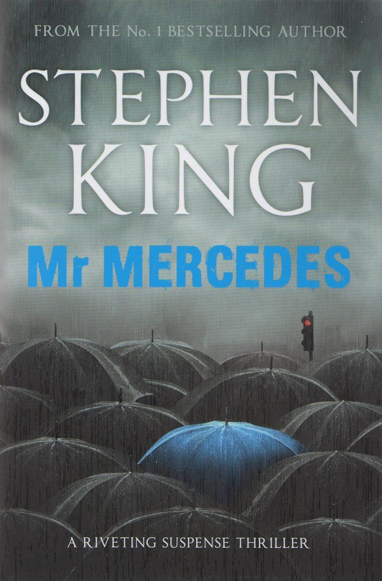 """Πρώτη Ματιά Στο """"Mr. Mercedes"""""""