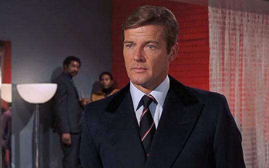 Roger Moore [1927-2017]