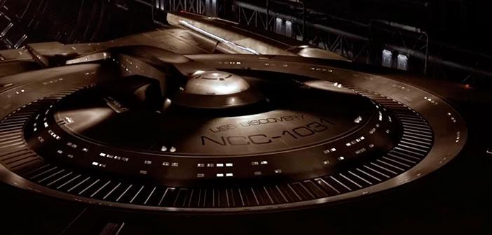 """Πρώτη Ματιά Στο """"Star Trek: Discovery"""""""