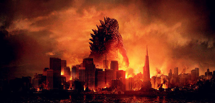 """Πρώτη Ματιά Στο """"Godzilla 2"""""""