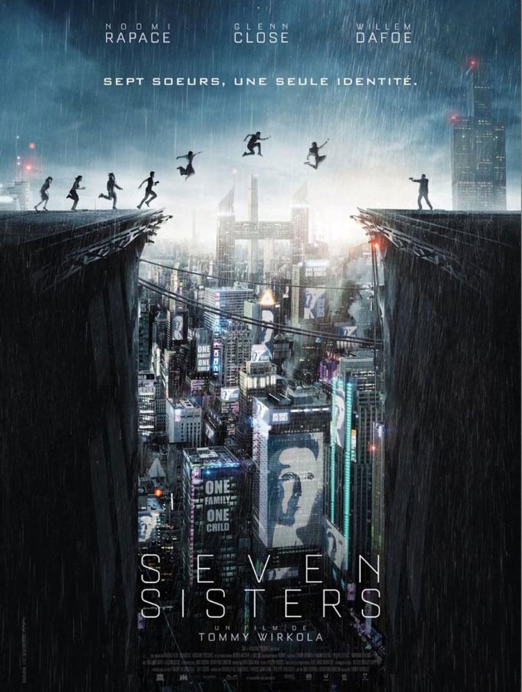 """Πρώτο Trailer Απο Το """"Seven Sisters"""""""
