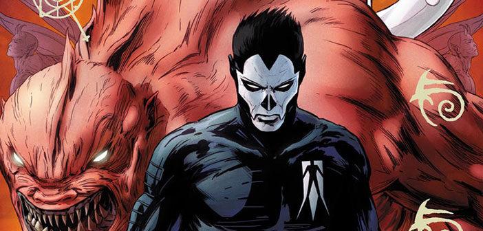 """Το Comic """"Shadowman"""" Στο Σινεμά"""