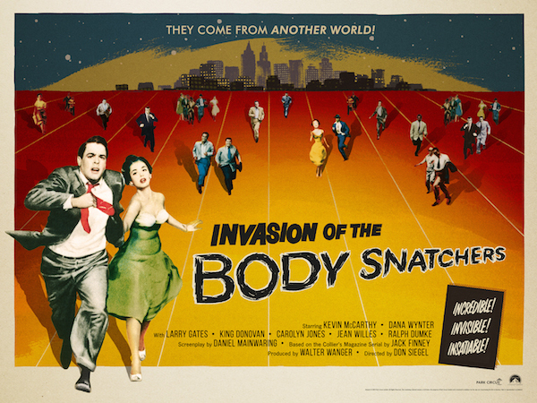 "Η Warner Bros. Ετοιμάζει Το Remake Του ""Invasion of the Body Snatchers"""