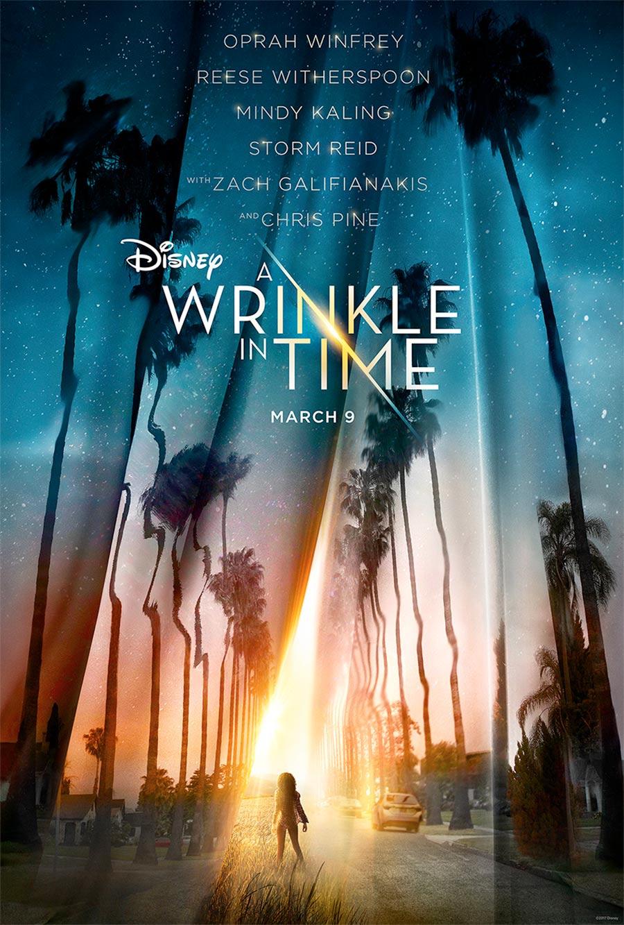 """Πρώτο Trailer Απο Το """"A Wrinkle in Time"""""""