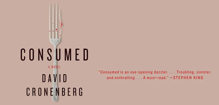 """Το AMC Θα Μεταφέρει Το """"Consumed"""" Του David Cronenberg"""