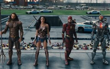 """Τρίτο Trailer Απο Το """"Justice League"""""""