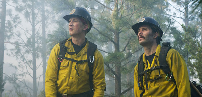 Πρώτο Trailer Απο Το «Only the Brave» [Granite Mountain]