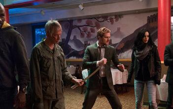 """Νέο Trailer Απο Το """"The Defenders"""""""