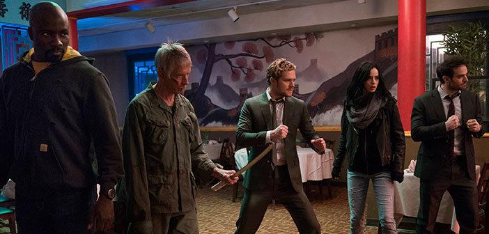 Νέο Trailer Απο Το «The Defenders»