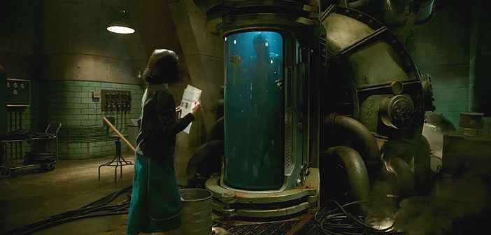 Πρώτο Trailer Απο Το «The Shape of Water»