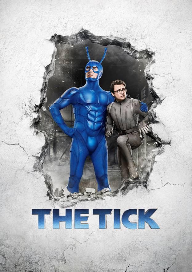 """Trailer Απο Το """"The Tick"""" Του Amazon"""