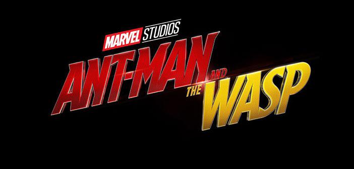 """Πρώτη Ματιά Στο """"Ant-Man and the Wasp"""""""