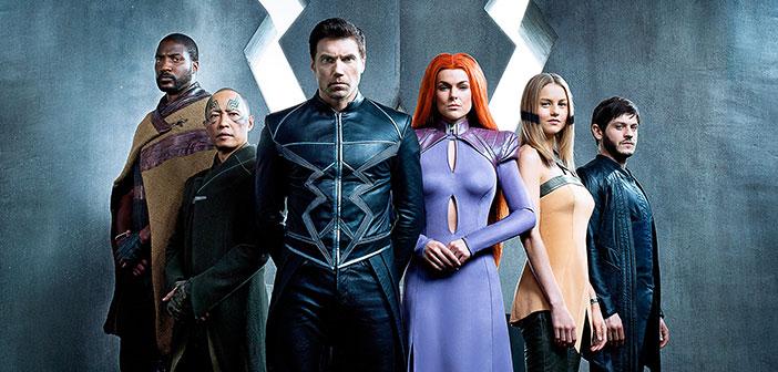"""Νέες Τηλεοπτικές Σειρές: Φθινόπωρο - Χειμώνας [2017] - """"Marvel's Inhumans"""""""