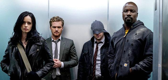"""Τρίτο Trailer Απο Το """"The Defenders"""""""