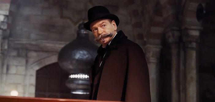 """Νέο Trailer Απο Το """"Murder on the Orient Express"""""""