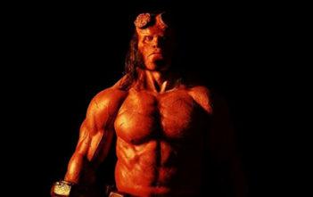 """Πρώτη Ματιά Στο Reboot Του """"Hellboy"""""""