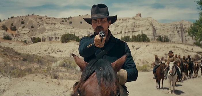 """Πρώτο Trailer Απο Το """"Hostiles"""""""