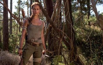 """Πρώτο Trailer Απο Το """"Tomb Raider"""""""