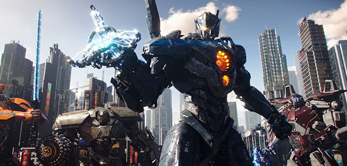 "Πρώτο Trailer Απο Το ""Pacific Rim Uprising"""