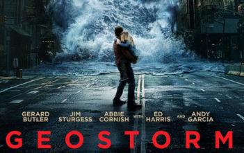 """Geostorm"""
