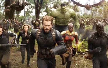 """Πρώτο Trailer Απο Το """"Avengers: Infinity War"""""""
