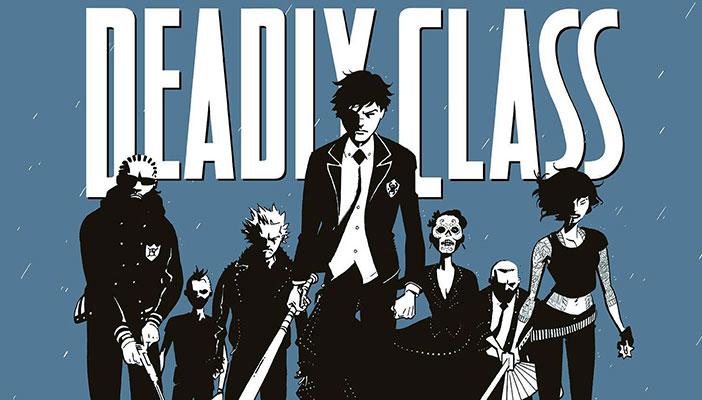 """Πρώτη Ματιά Στον Πιλότο Του """"Deadly Class"""""""