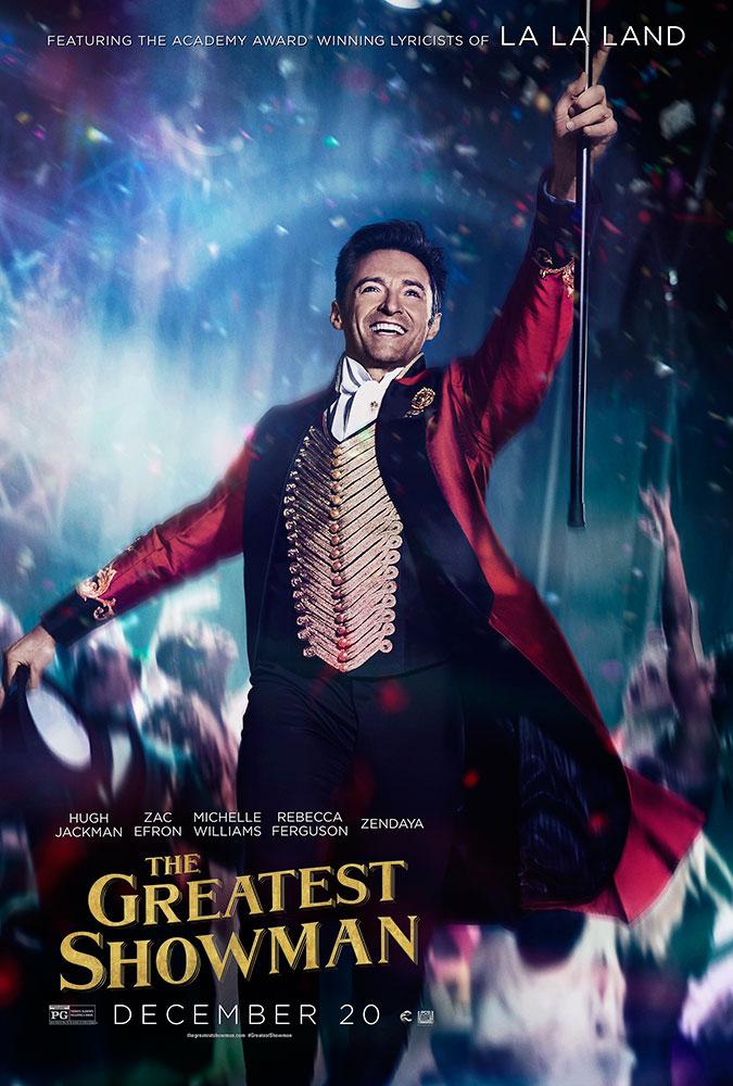 """Νέο Trailer Απο Το """"The Greatest Showman"""""""