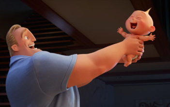 "Πρώτο Teaser-Trailer Απο Το ""Incredibles 2"""