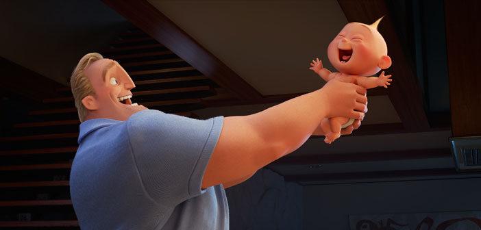 Πρώτο Teaser-Trailer Απο Το «Incredibles 2»