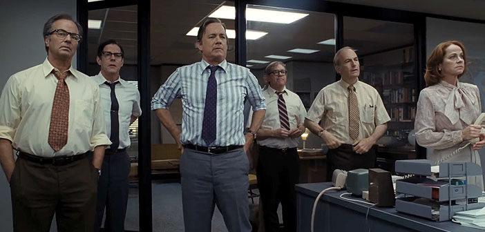 """Πρώτο Trailer Απο Το """"The Post"""""""