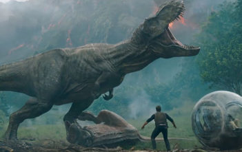 "Πρώτο Trailer Απο Το ""Jurassic World: Fallen Kingdom"""