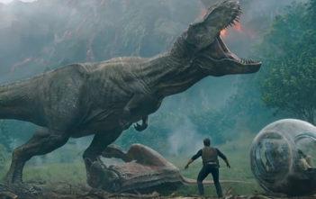 """Πρώτο Trailer Απο Το """"Jurassic World: Fallen Kingdom"""""""