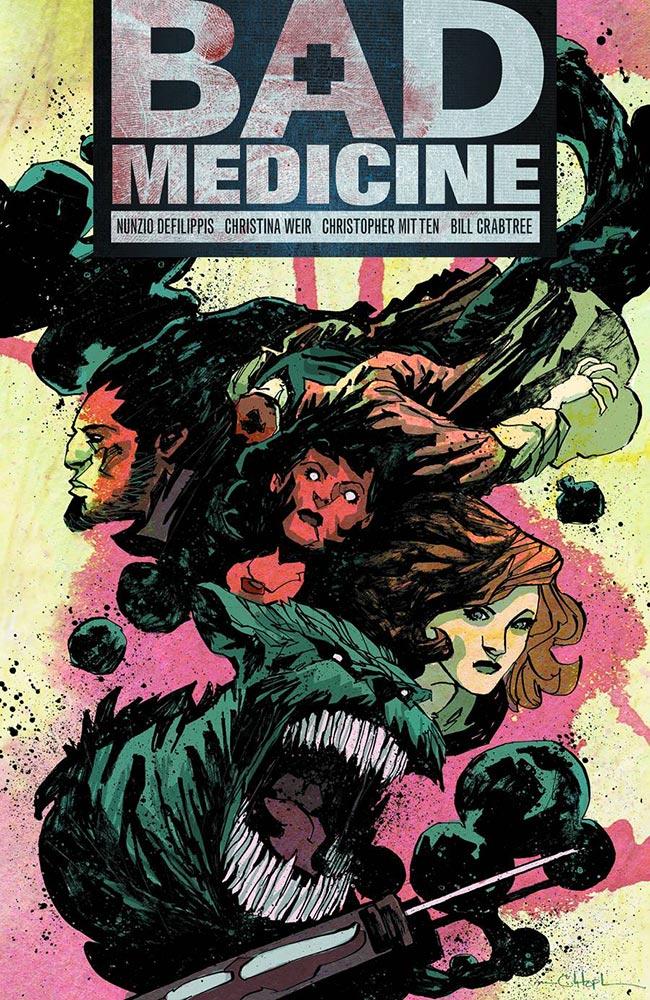 """Το NBC Απέκτησε Το """"Bad Medicine"""""""