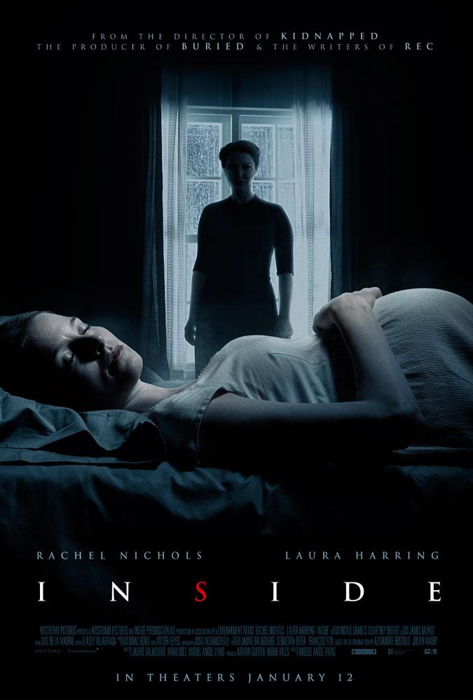 """Trailer Απο Το θρίλερ Τρόμου """"Inside"""""""