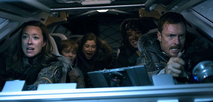 Οι Νέες Τηλεοπτικές Σειρές Του Χειμώνα - Midseason 2018 - Lost In Space