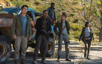 """Νέο Trailer Απο Το """"Maze Runner: The Death Cure"""""""