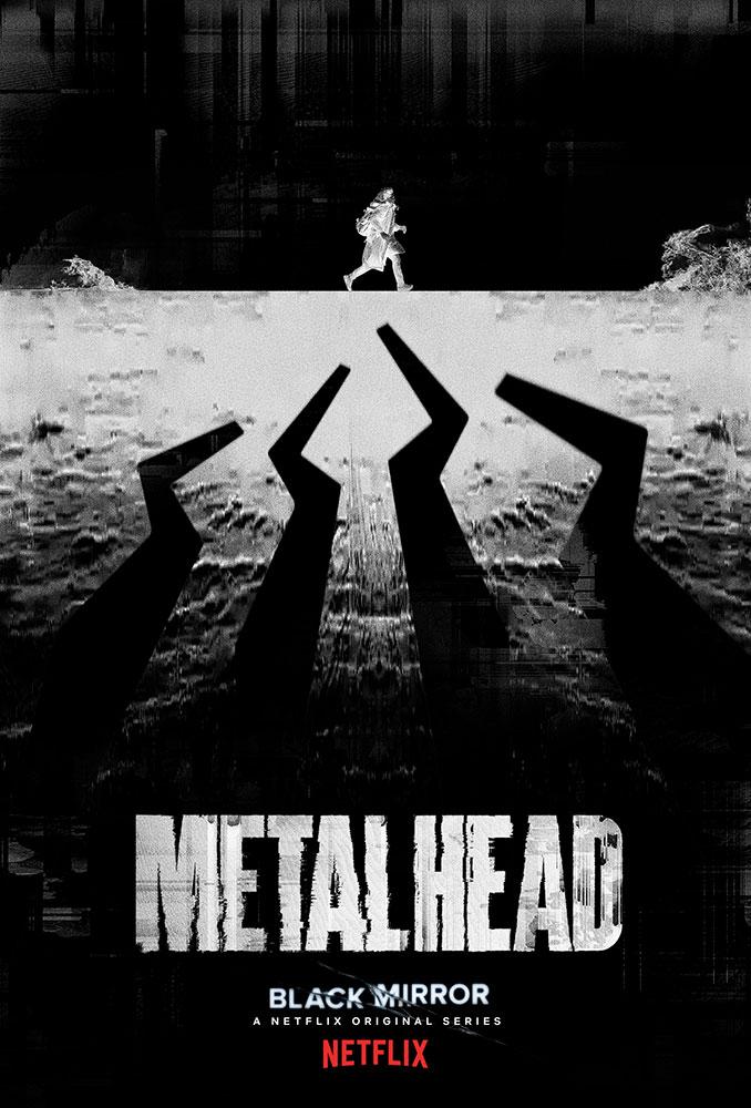 "Trailer Απο Το ""Metalhead"" Του ""Black Mirror"""